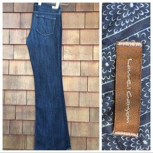 Paige 29 x 34 Laurel Canyon Bootcut Jeans McKinley